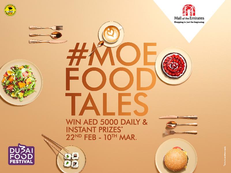 MOE Food Tales