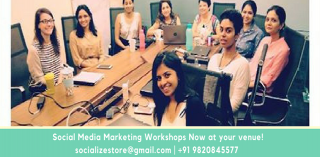 Upcoming Social Media Marketing Workshop - Mumbai, Powai