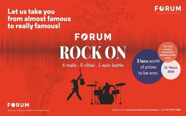 Musical fest - Forum Rock On