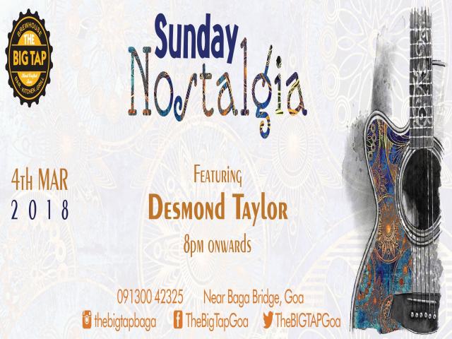 Sunday Nostalgia 4th March 2018