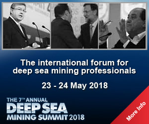 Deep Sea Mining Summit 2018