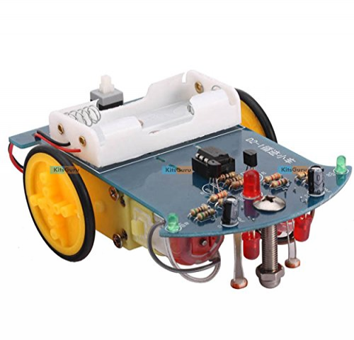 Mobile App Controlled Robot workshop on 18 March 2018