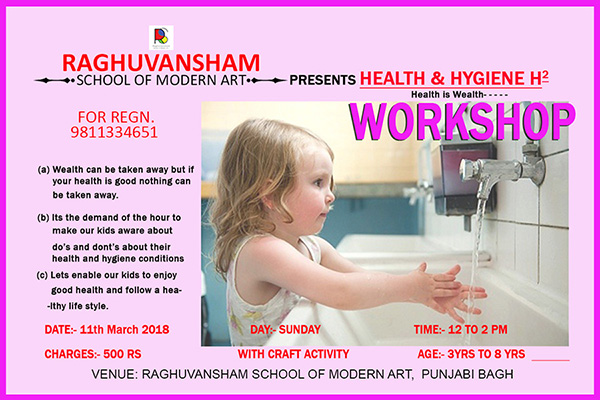 Health & Hygiene Workshop