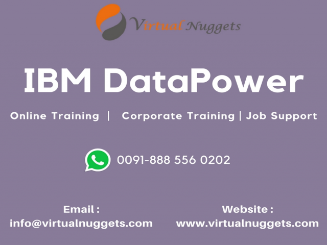 IBM WebSphere DataPower Administration Training