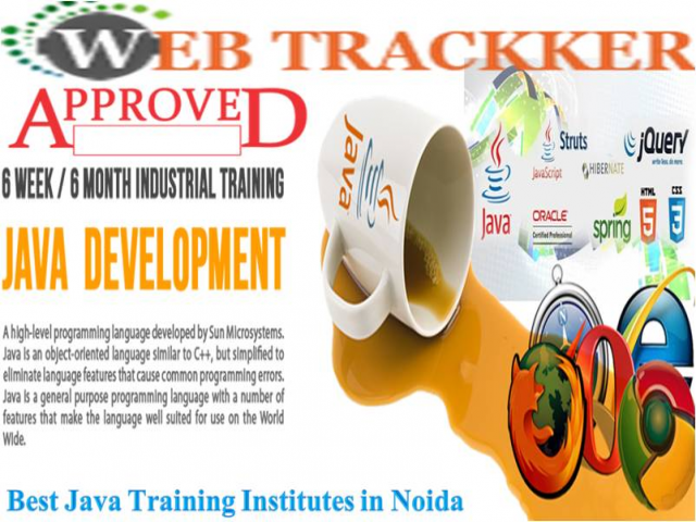 The Professional Best Java Training Institutes in Noida