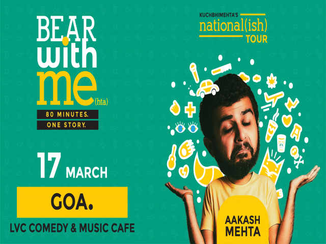 Bear With Me(hta) - Goa
