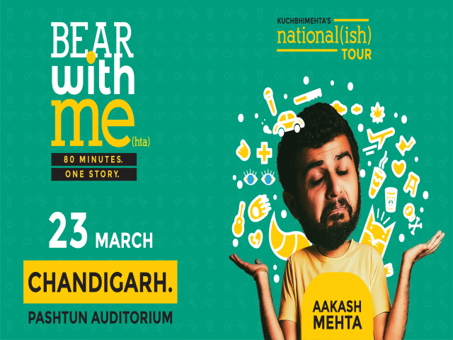 Bear With Me(hta) - Chandigarh