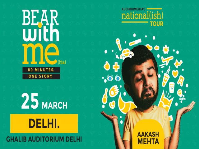 Bear With Me(hta) - Delhi