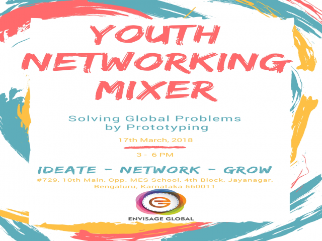 Youth Networking Mixer