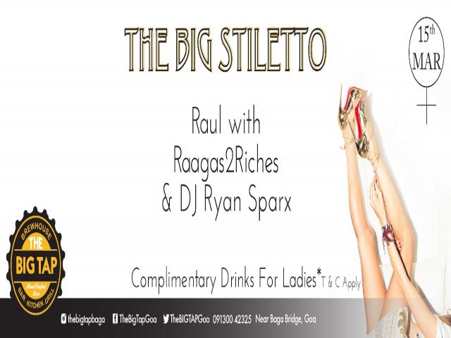The Big Stiletto 15th March 2018