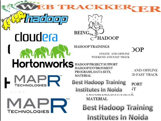 Webtrackker Institute of Professional Studies: Hadoop Training Institute in Noid