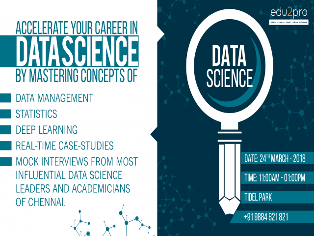 Brainstorming Demo session on Data Science Course - With Best Data Scientist