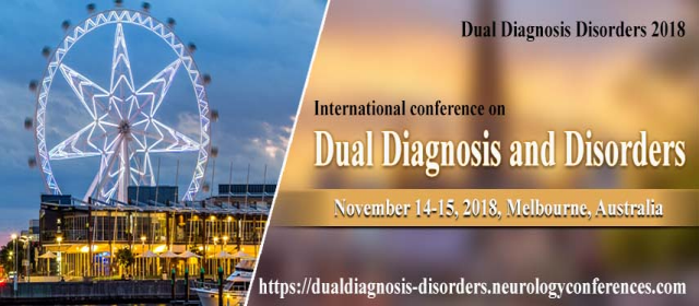 International conference on  Dual Diagnosis and Disorders