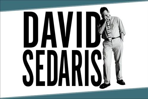 David Sedaris Concert 2018 - Tixbag.com
