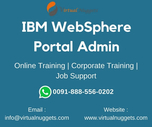 IBM Websphere Portal Administration Training