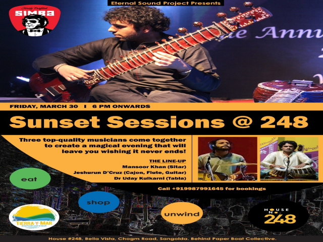 Sunset Sessions at 248