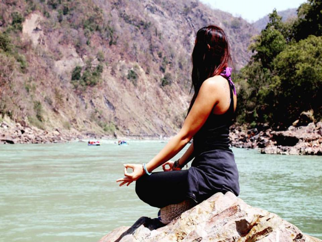 Yoga Teacher Training India - 1 month - 4 weeks