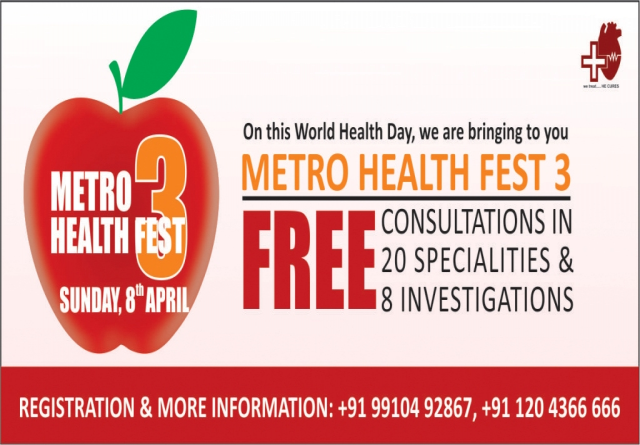 Metro Health Fest 3