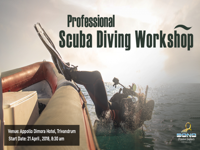 Professional Scuba Diving Workshop