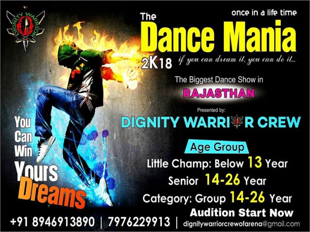 The Dance Mania 2k18