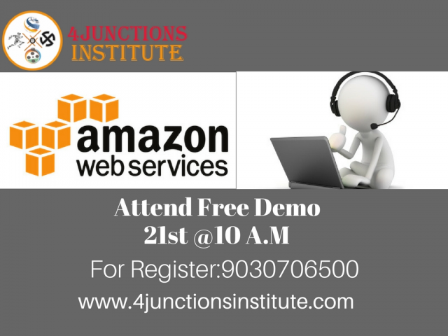 AWS training& Certification Free Demo