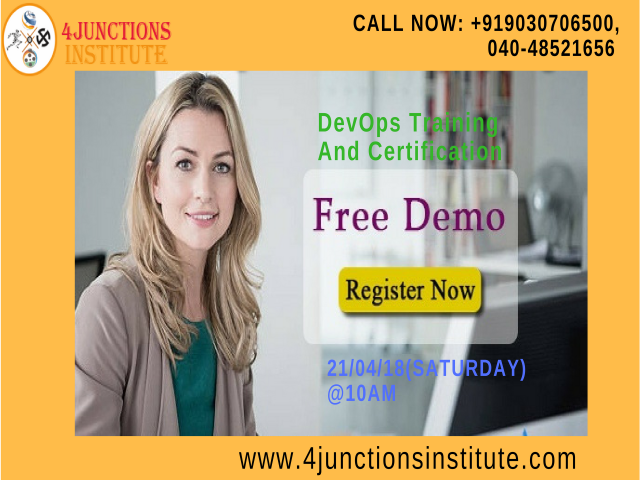 Devops training and certification