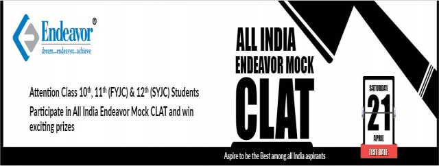 All India Endeavor Mock CLAT