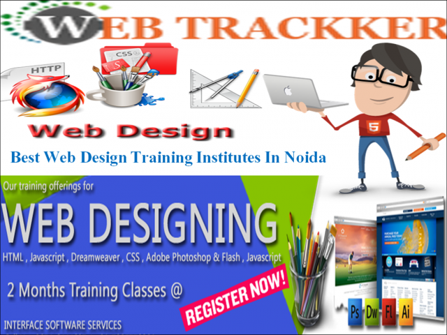 The Best Web Design Training Institutes in Noida