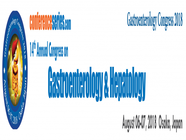 14th Annual Congress on  Gastroenterology & Hepatology