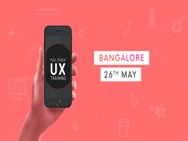Full Stack UX Design Training in Bangalore