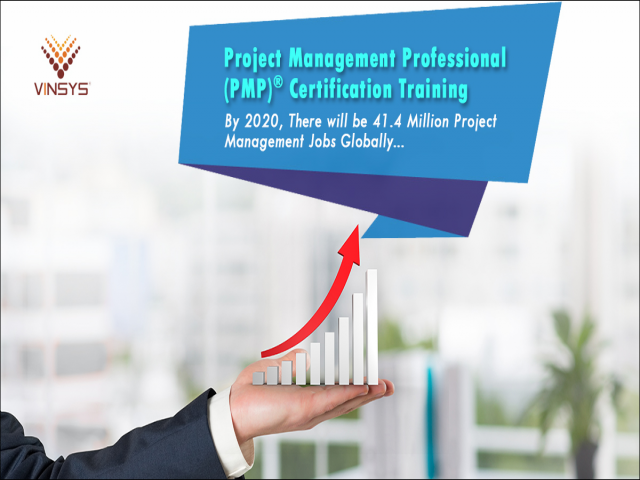 Enroll For PMP Certification in Pune - PMP Training in Pune-Vinsys