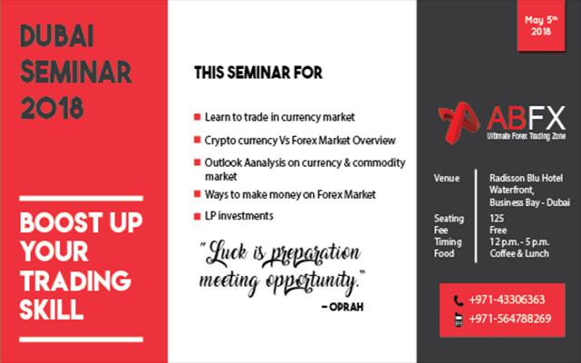 Financial Empowerment Seminar in Dubai
