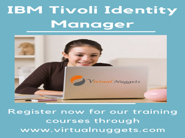 Live IBM Tivoli Identity Manager Training
