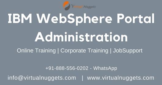 IBM WebSphere Portal Online Training