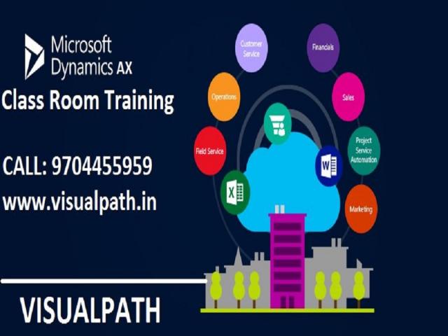 Microsoft Dynamics AX Training in Hyderabad