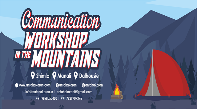 Communication Workshop in Himalayas