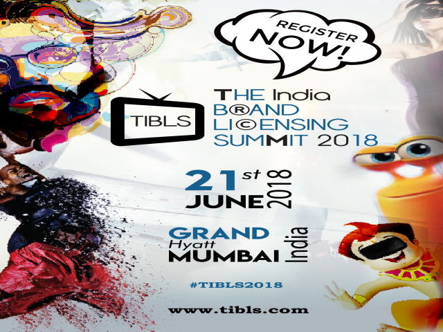 The India Brand Licensing Summit 2018