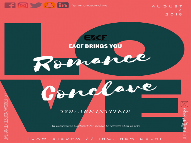ROMANCE CONCLAVE