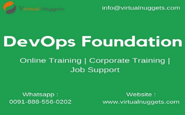 Live DevOps Foundation Online Training