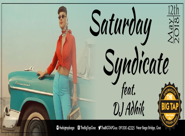 Saturday Syndicate 12th May 2018
