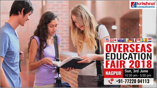 Overseas Education Fair Nagpur 3rd June