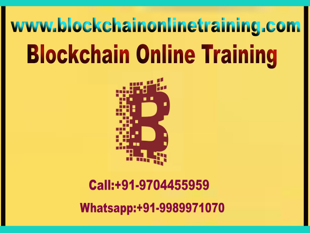 Blockchain Training and Certification Online