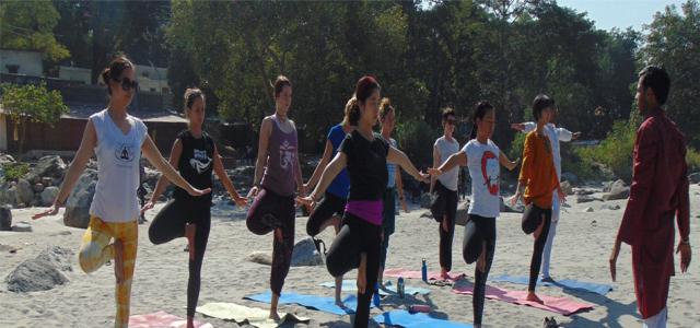 28 Day-200 Hour Ashtanga Yoga Teacher Training RishikeshIndia
