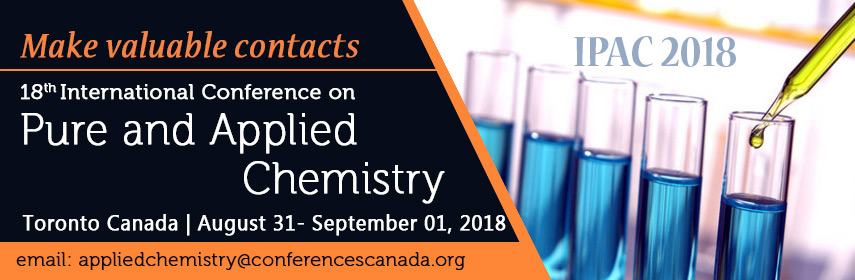 18th International Conference on Pure and Applied Chemistry