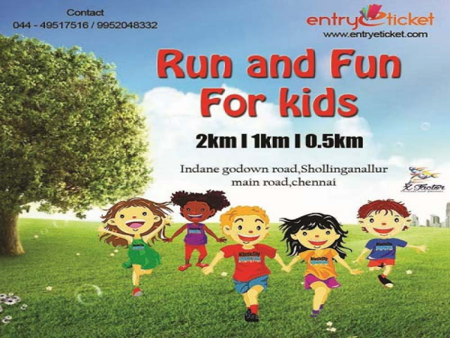 Run N Fun In Chennai