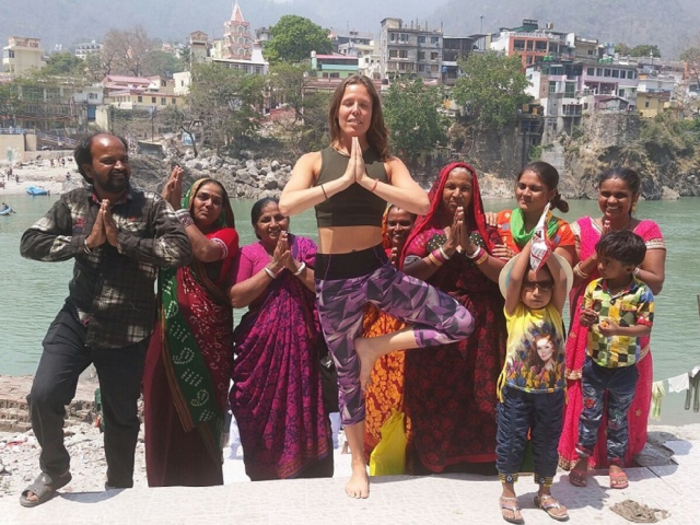 200 Hours Yoga TTC in Rishikesh India