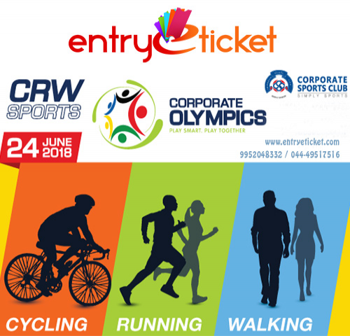CRW SPORTS - CORPORATE OLYMPICS IN CHENNAI