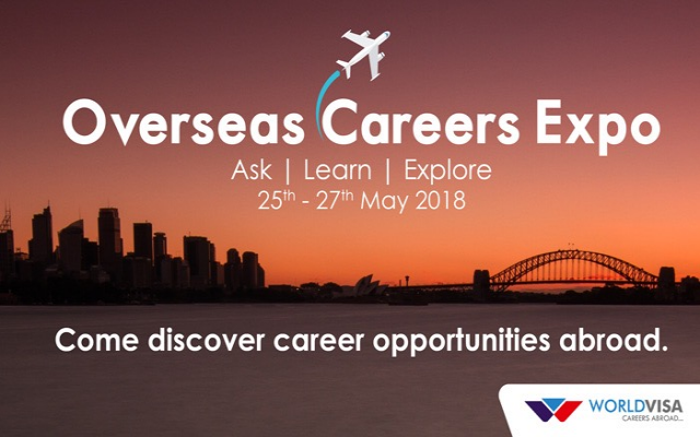 Overseas Career Expo