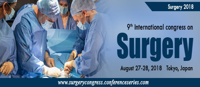 9th international congress on surgery 2018 , Tokyo , japan