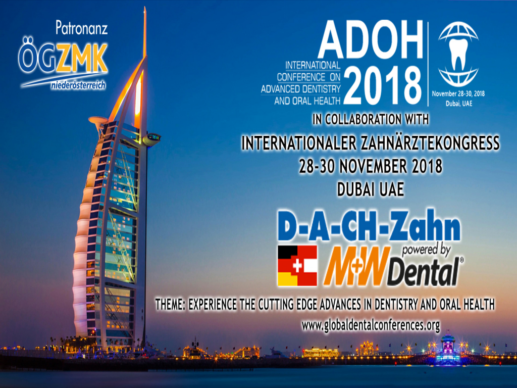 International Conference on Advanced Dentistry and Oral Health